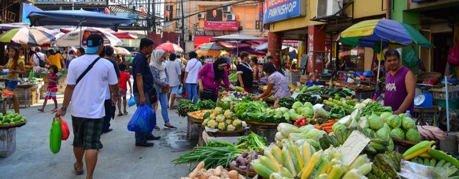 Shopping & Marknader